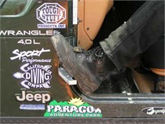 Jeep Foot Pegs ( for Jeeps with Removable Doors)