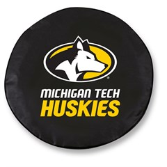 Michigan Tech University Tire Cover