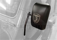 Offroad Mirror Pair from Steinjager for Jeep Wrangler 2007-2015