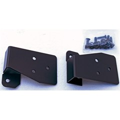 Mirror Relocation Brackets-Jeep Wrangler TJ, LJ 2003-2006, Black