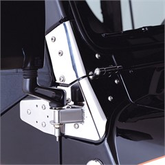 Mirror Relocation Brackets, Jeep TJ (1997-2006), LJ (2004-2006)