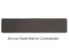 Mopar Third Row Slush Mat for 2006-2010 Jeep Commander