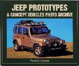 Jeep Prototype & Concept Vehicles