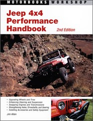 Jeep 4x4 Performance Handbook 2nd Edition