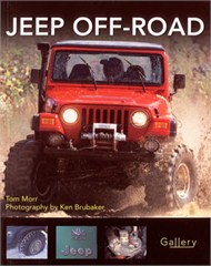 Jeep Off-Road Softcover book by Tom Morr / Ken Brubaker