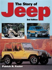 The Story of Jeep, 2nd Edition, Softbound, 288 pages