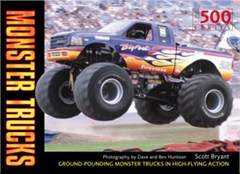 Monster Trucks! Softcover Book