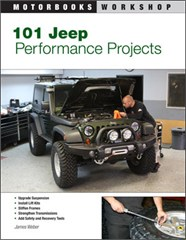 101 Jeep Performance Projects By James Weber Softcover Book