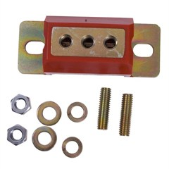Red Transmission Mount for Jeep CJ (1980-1986)