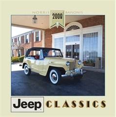 """True """"Classic Rare Jeeps"""" 2008 Calendar"""