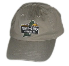 New England 4 Wheelers, Inc. Club Hat