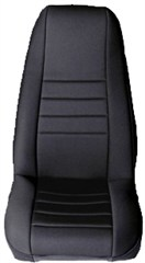 Front Neoprene Seat Covers for Jeep CJ and YJ (1976-1990)