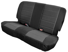 Neoprene Rear Seat Cover for Jeep Wrangler TJ (2003-2006)