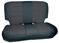 Neoprene Rear Seat Cover for Jeep CJ and YJ (1980-1995)