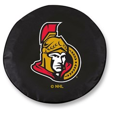Ottawa Senators Tire Cover