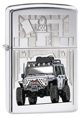Jeep West Coast Customs Zippo Lighter