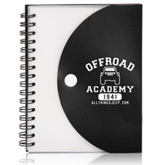 Off Road Academy Notebook