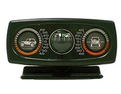 Off-Road Clinometer, Compass, Rugged Ridge