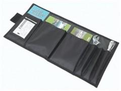 Off-Road Organizer for Glove Box Black by Smittybilt
