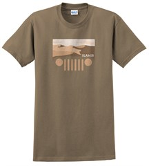 Off Road Parks: GLAMIS Men's T-Shirt