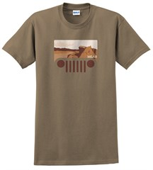 Off Road Parks: MOAB Men's T-Shirt