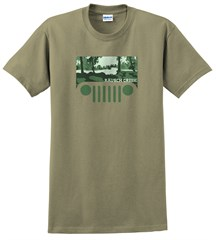 Off Road Parks: RAUSCH CREEK Men's T-Shirt
