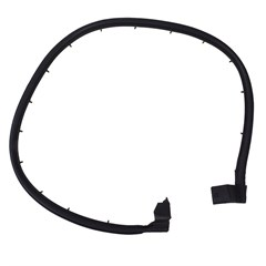 Jeep Half Door Seal, Wrangler TJ& LJ, Left Side (1997-2006)