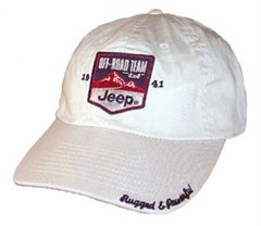 Jeep Hat: Off-Road Team, Stone