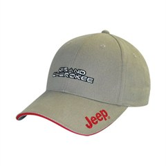 Jeep® Grand Cherokee Hat - Khaki