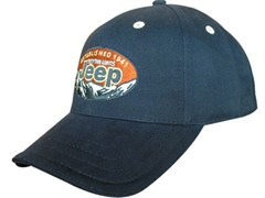 Jeep Test the Limits Hat, Navy Blue