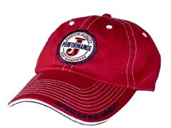 Jeep� Performance Hat (Vintage Red)