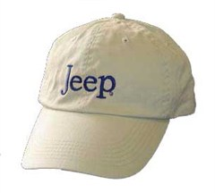 Jeep� Washed Hat (Stone)