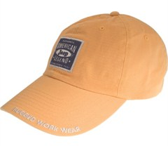 Jeep Baseball Hat: Jeep Legend Patch Hat in GOLD
