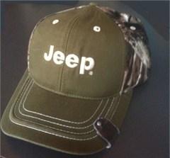 Jeep Olive & Camo  REALTREE Baseball Cap