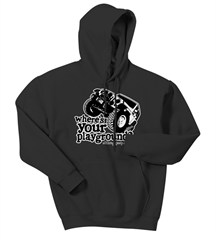 Where's Your Playground?  Jeep JK Sweatshirt