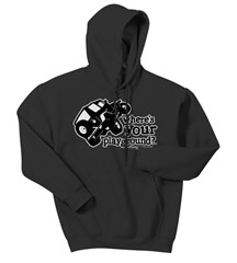 Where's Your Playground?  Jeep TJ & YJ  Sweatshirt (Multiple Colors)