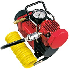 Q Industries MV50 Air Compressor