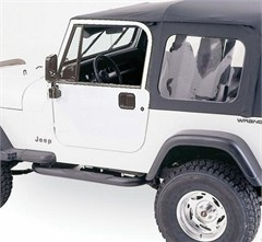 Black Diamond Complete Soft Top Kit for CJ & YJ