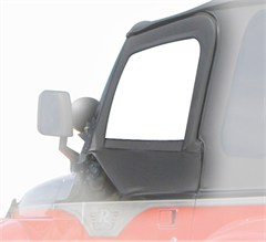 Pair of Door Skins by Rampage Products for Soft Upper Doors Wrangler (97-06)