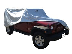 Rampage Waterproof Car Cover for Jeep LJ and JK (2004-2014)