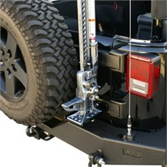 Hi-Lift Jack Mount for Jeep Wrangler Jk 2007-2016 Rear by Rampage