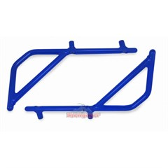 Rear Rigid Grab Handle for Wrangler 2007-2017 4DR in DkBlue by Steinjager