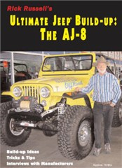 Rick Russell's Aftermarket Jeep Build-up: The AJ-8 (DVD)