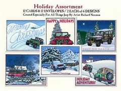 Christmas / Holiday Cards: The Jeep Collection