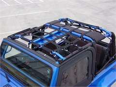 Wrangler Roof Net by Raingler