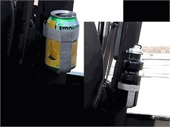 Roll Bar Drink Holder for Jeeps