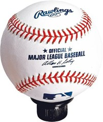Bambino-  Official MLB Rawlings Baseball Jeep Shift Knob