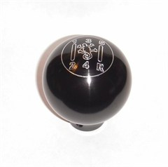 Billet Bulb 5 Speed Jeep Shift Knob