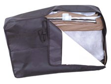 Window Storage Bag for Soft Upper Door Skins, All Jeeps (holds 4 windows)