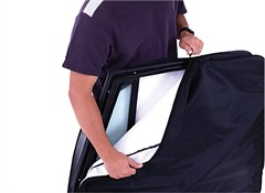 Door Storage Bag for Full Steel Doors for Jeep CJ & Wrangler